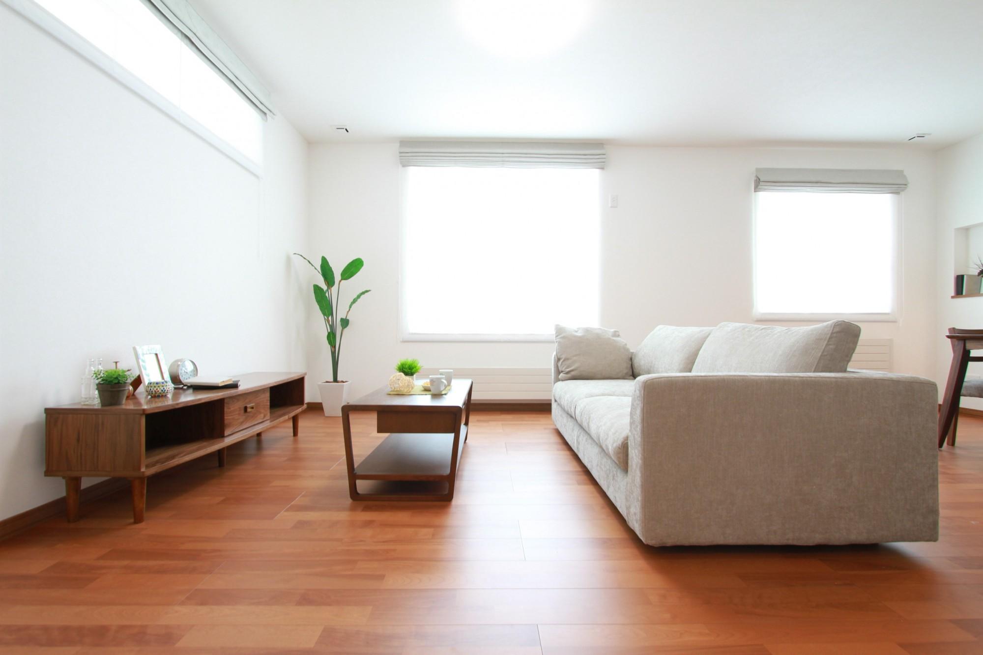 永山1-16Junes MODEL HOUSE