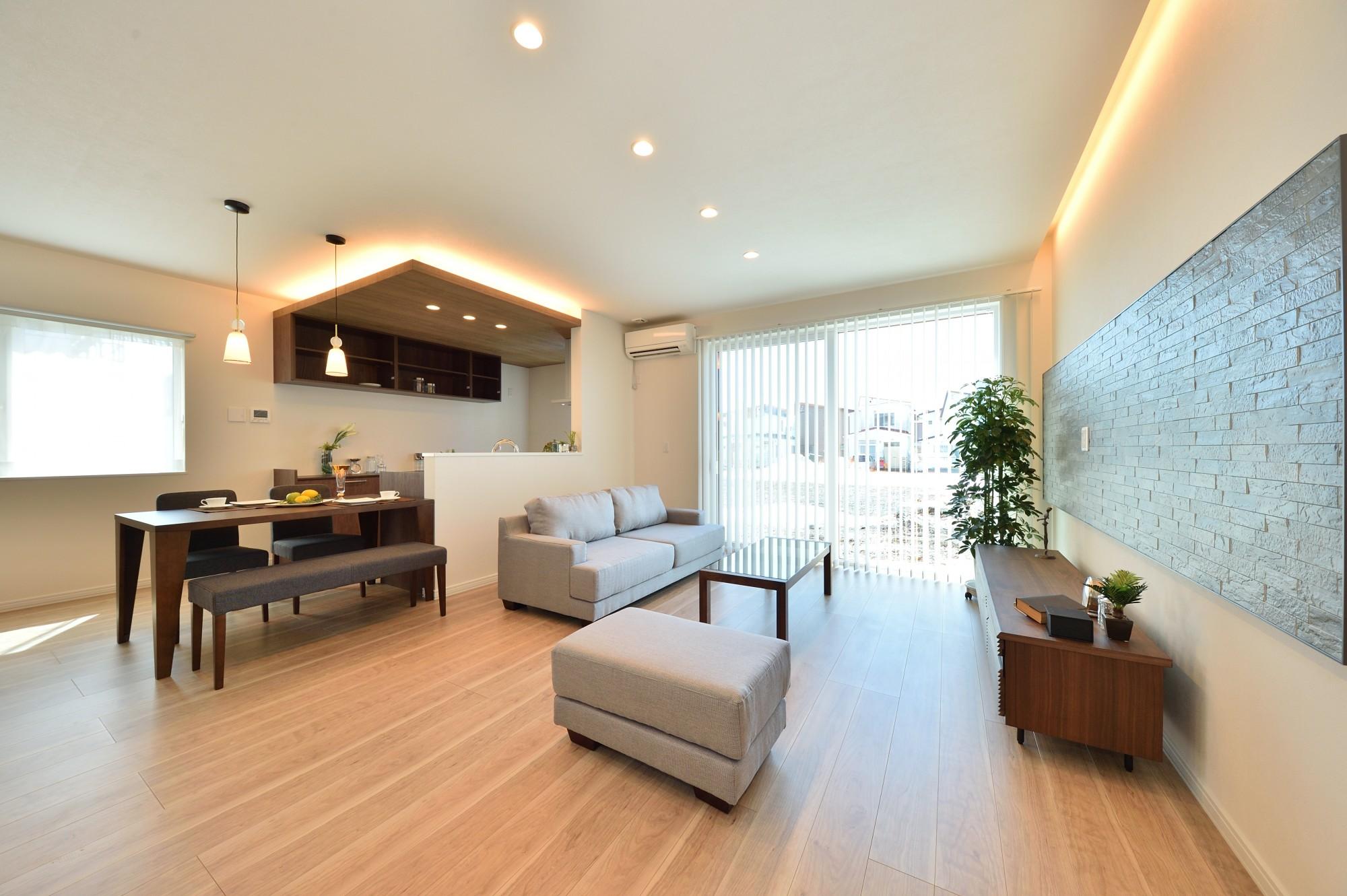 永山1-16 Rezon MODEL HOUSE