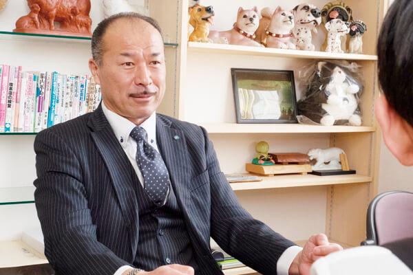 坂下ハウス代表取締役 坂下勝博