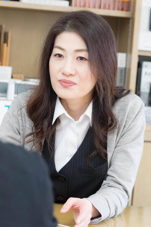 佐藤 亜希子(コーディネーター課長)