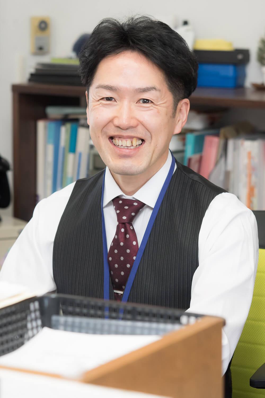 後藤 淳(経理課長)