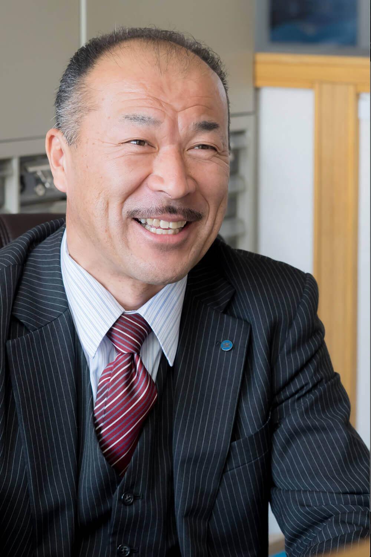 坂下 勝博(代表取締役)